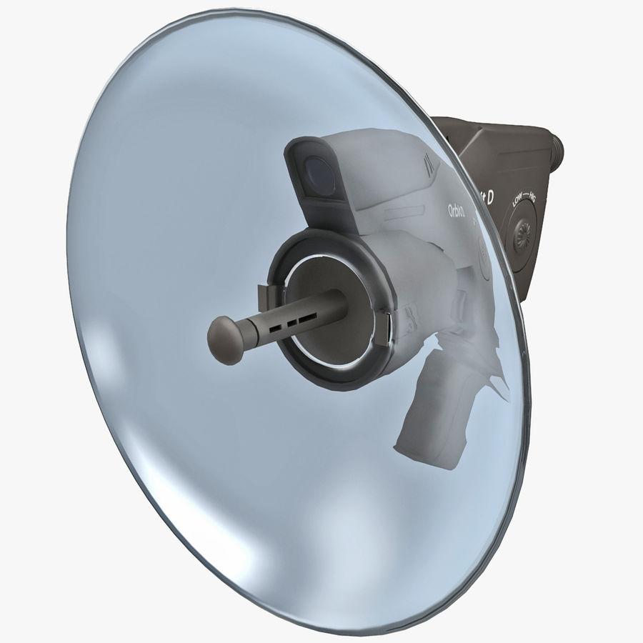 Dispositivo de escucha electrónica Orbitor royalty-free modelo 3d - Preview no. 3