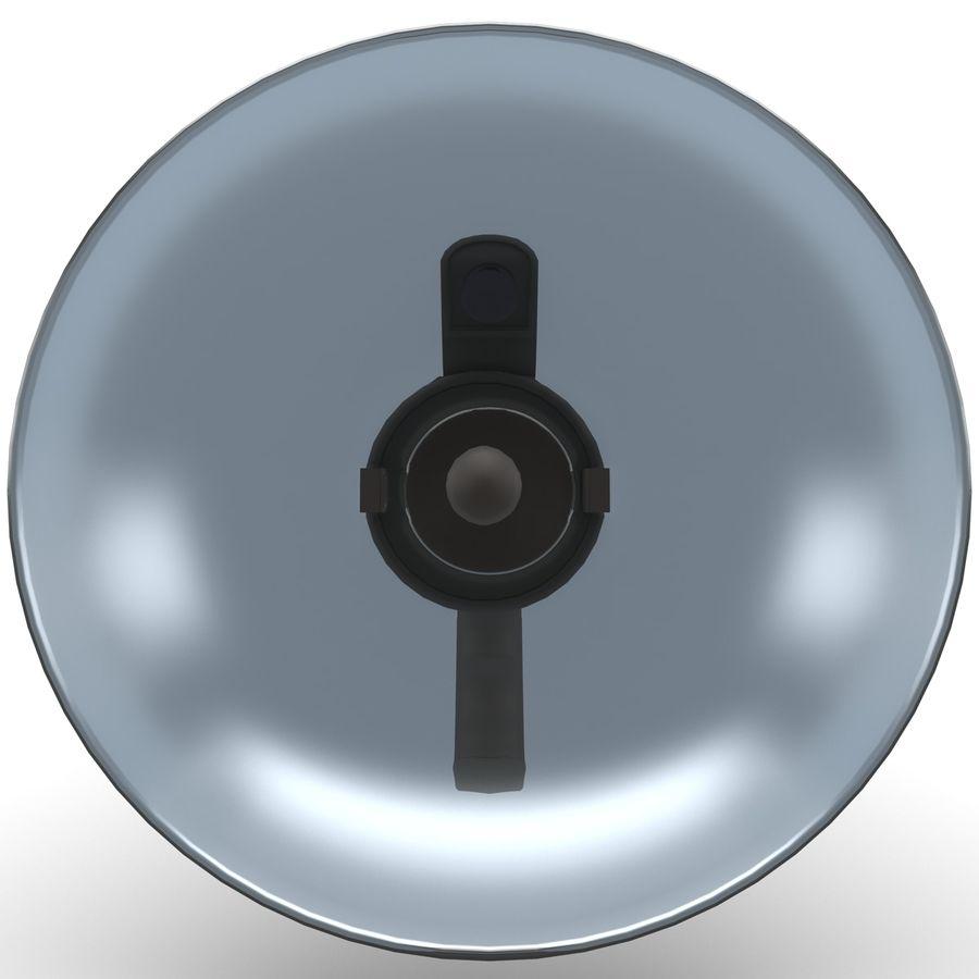 Dispositivo de escucha electrónica Orbitor royalty-free modelo 3d - Preview no. 5