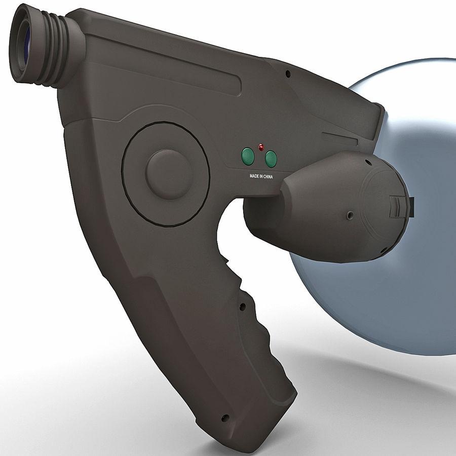 Dispositivo de escucha electrónica Orbitor royalty-free modelo 3d - Preview no. 9