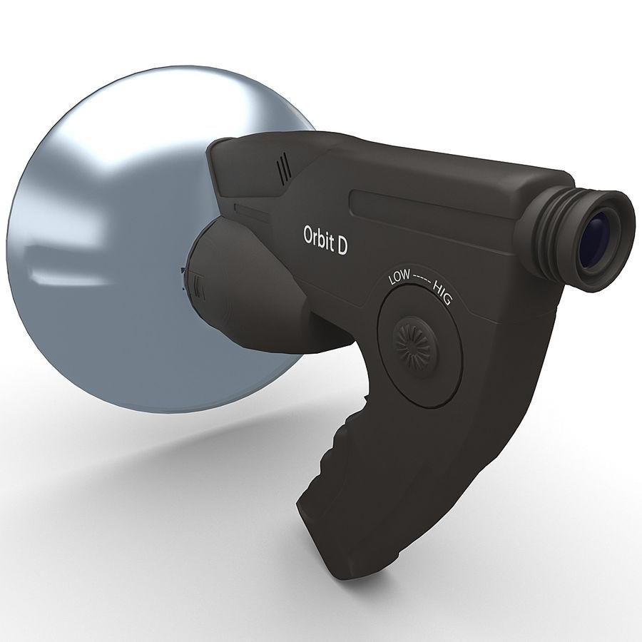 Dispositivo de escucha electrónica Orbitor royalty-free modelo 3d - Preview no. 10