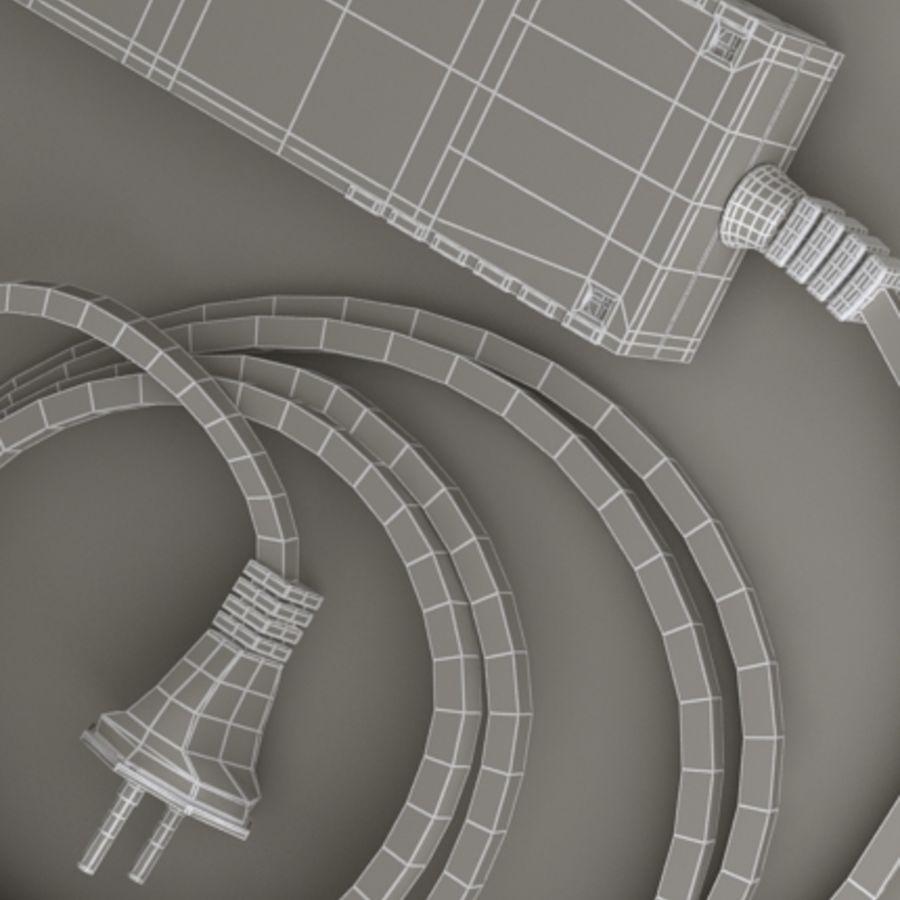 listwa zasilająca royalty-free 3d model - Preview no. 9