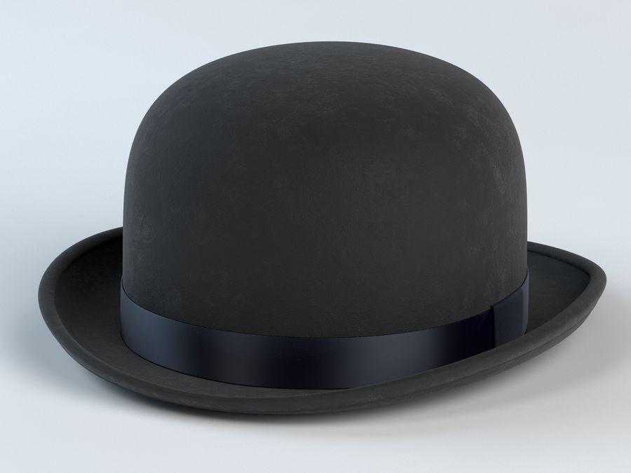 礼帽 royalty-free 3d model - Preview no. 1