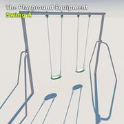 2x Swing 3d model