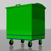 des ordures 3d model