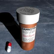 damnitol 3d model