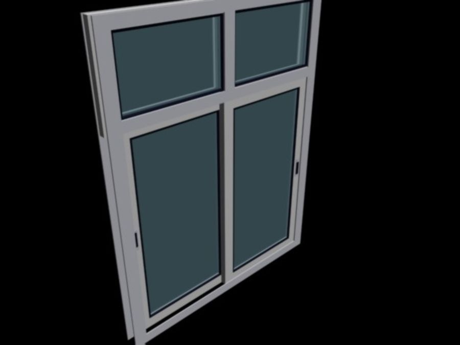 Fenster royalty-free 3d model - Preview no. 1