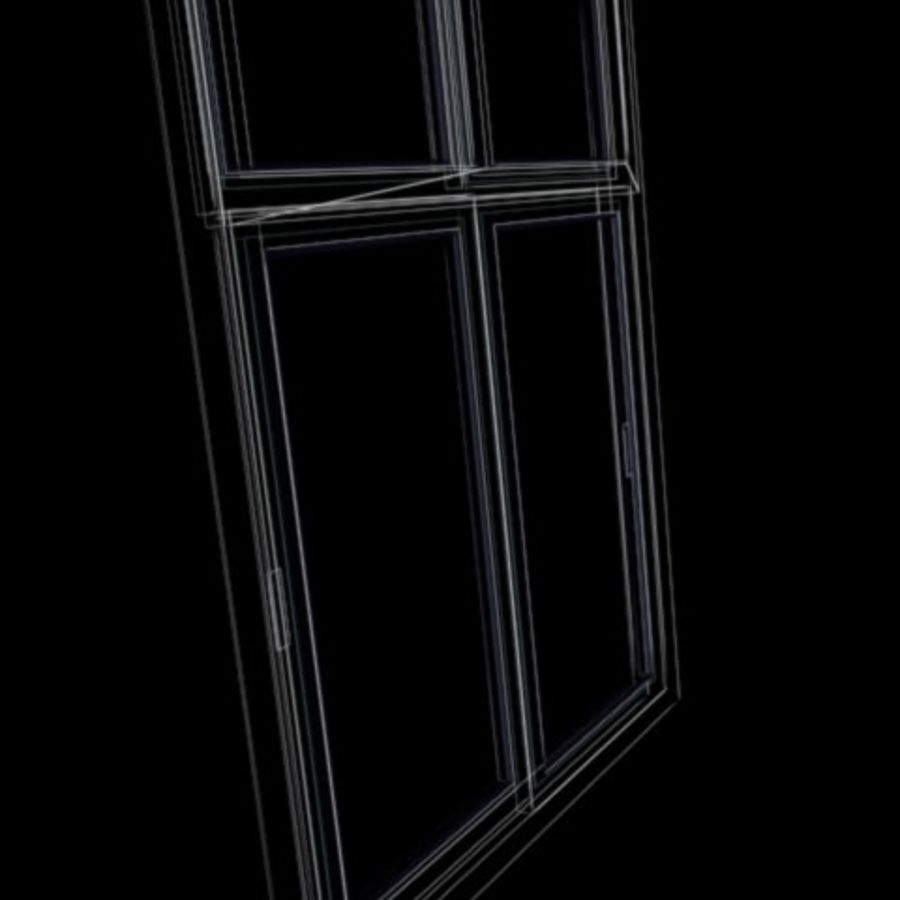 Fenster royalty-free 3d model - Preview no. 5