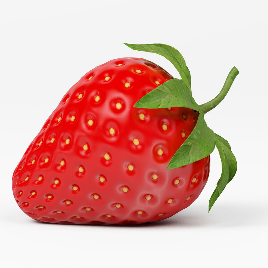 Strawberry Free 3D Models download - Free3D