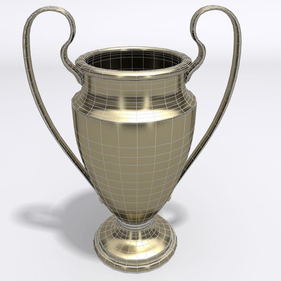 Kupa Bardakları royalty-free 3d model - Preview no. 4