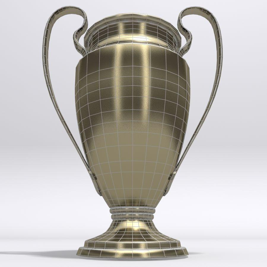 Kupa Bardakları royalty-free 3d model - Preview no. 5