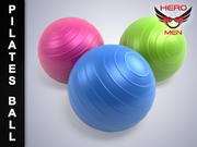Пилатес мяч 3d model