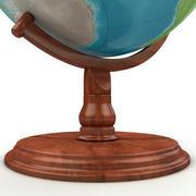 Globe - Hochauflösend 3d model