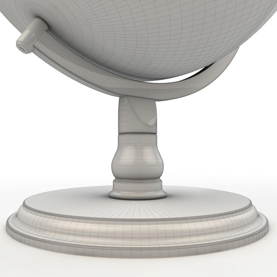 Globo - alta resolución royalty-free modelo 3d - Preview no. 8