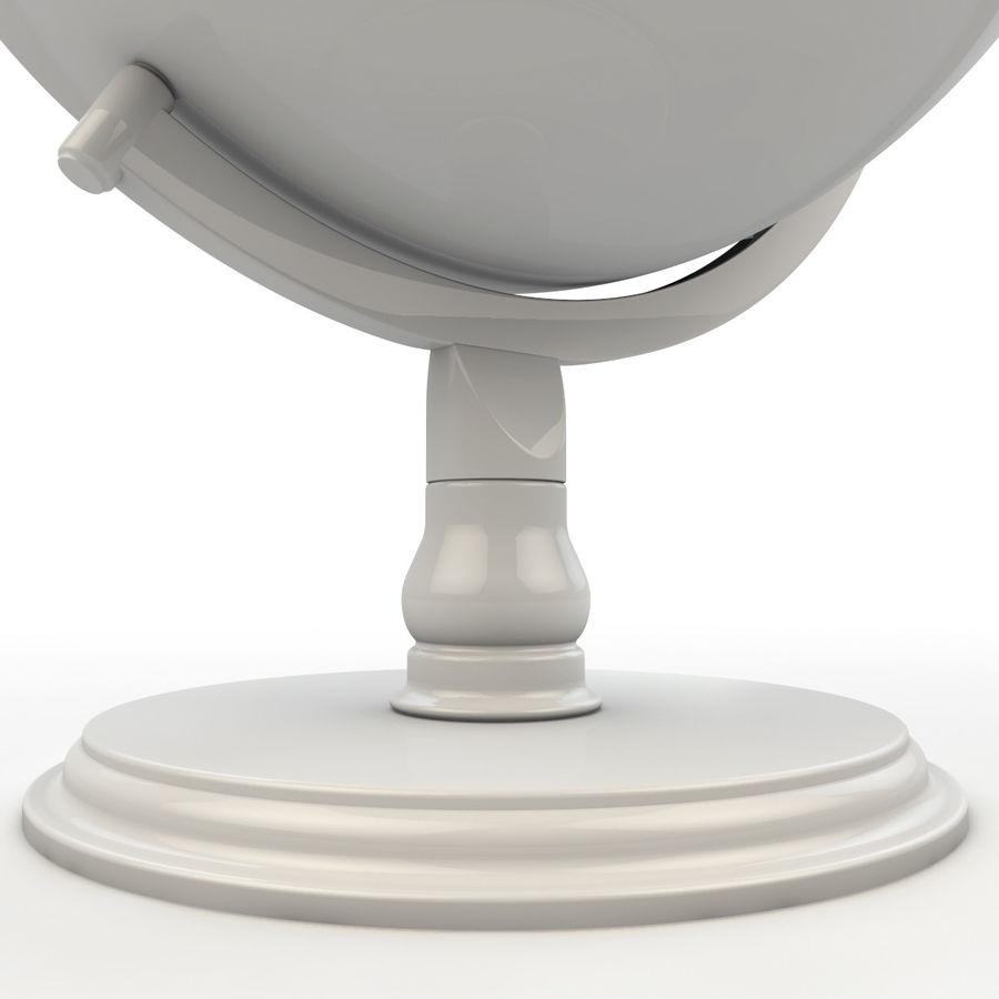 Globo - alta resolución royalty-free modelo 3d - Preview no. 5
