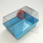 Kooi voor hamster 3d model
