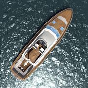 Jacht 01 3d model