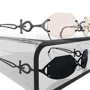 Oculos escuros 3d model