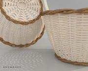 Bambus koszowy 3d model