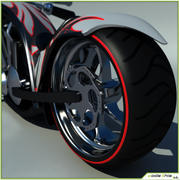 Chopper 3D 3d model