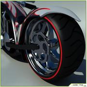 チョッパー3D 3d model