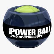 パワーボール 3d model