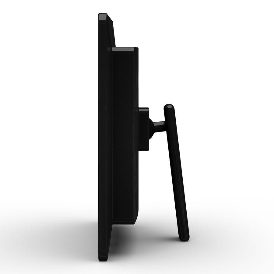 Digital Photo Frame Samsung SPF 75H 3D Model $39 - .c4d .ma .max ...