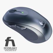 ロジクールワイヤレスマウス 3d model