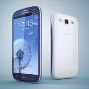 Samsung I9300 Galaxy S III 3d model