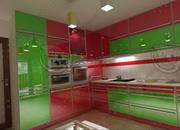 Mutfak mobilyaları 02 3d model