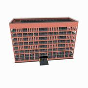 Building 012 - Carpark 3d model