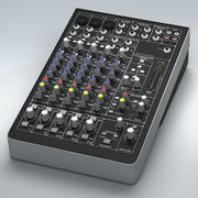 Sound Mixer 3d model