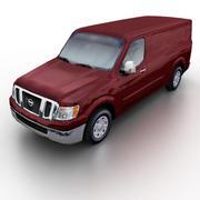 Nissan NV2500 2012 3d model