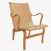 Eva Chair 3d model