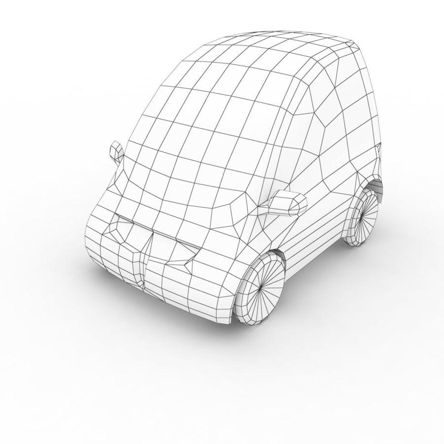 Kenguru Cruiser royalty-free 3d model - Preview no. 6
