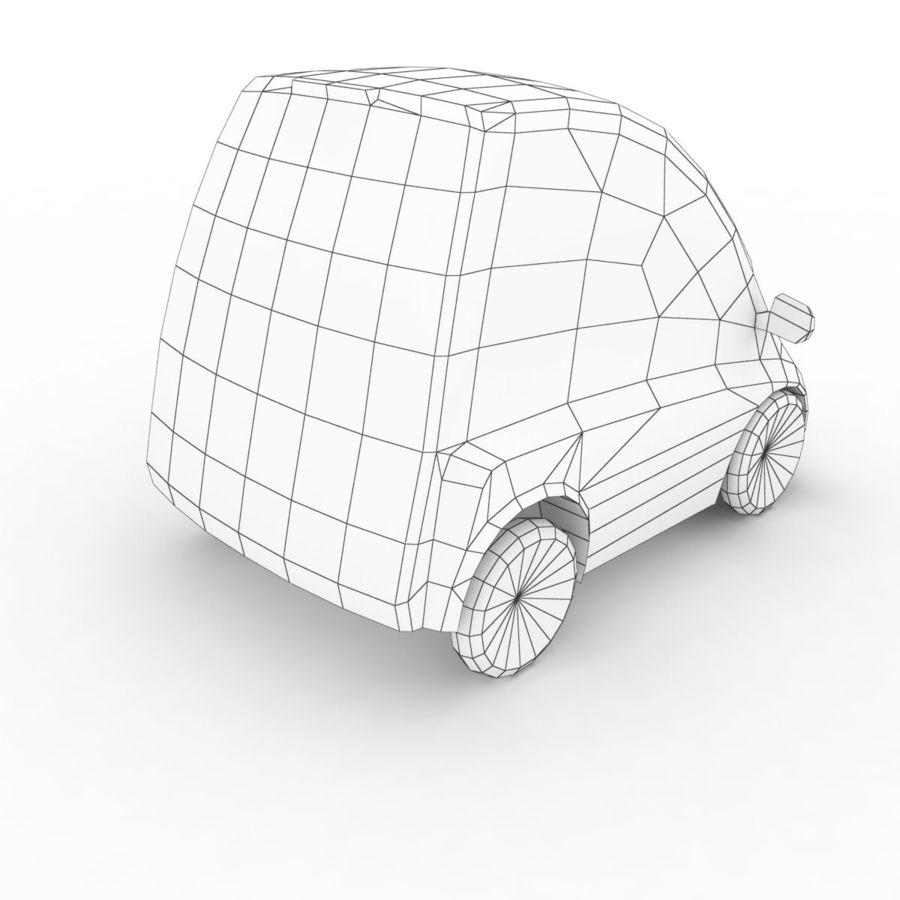 Kenguru Cruiser royalty-free 3d model - Preview no. 7
