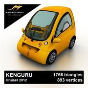 Kenguru Cruiser 3d model