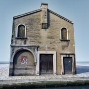ヴェネツィア教会 3d model