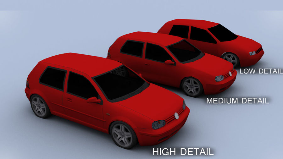 Vehicle Pack royalty-free 3d model - Preview no. 9