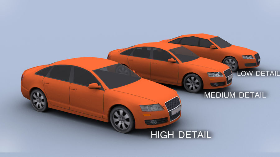 Vehicle Pack royalty-free 3d model - Preview no. 10