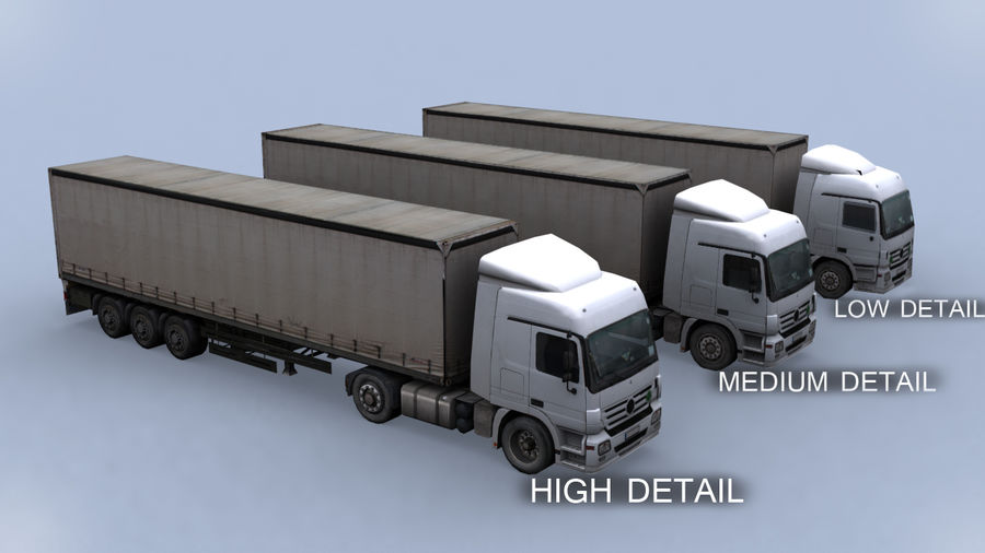 Vehicle Pack royalty-free 3d model - Preview no. 11