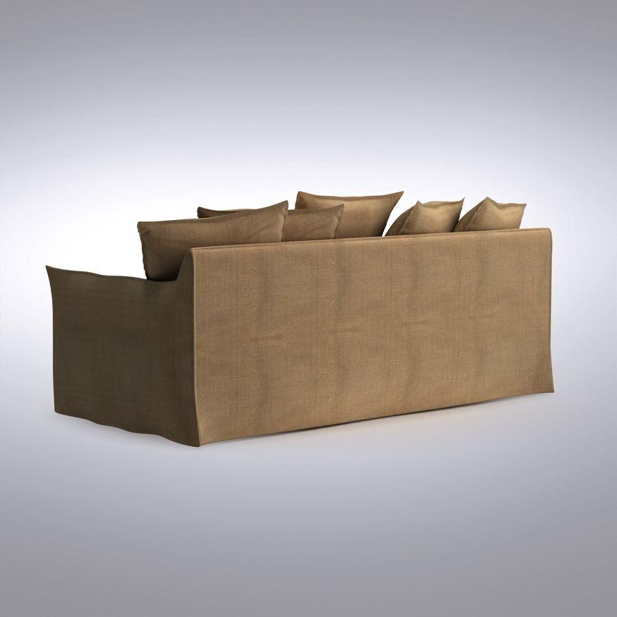 Crate And Barrel Oasis Sofa 3d Model 39 Max Free3d