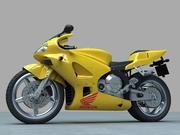 혼다 CBR 3d model