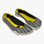 Vibram Fivefingers Womens Shoes 3d model