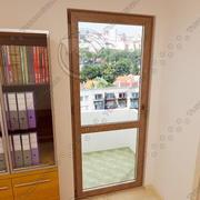 balcony door 04 3d model