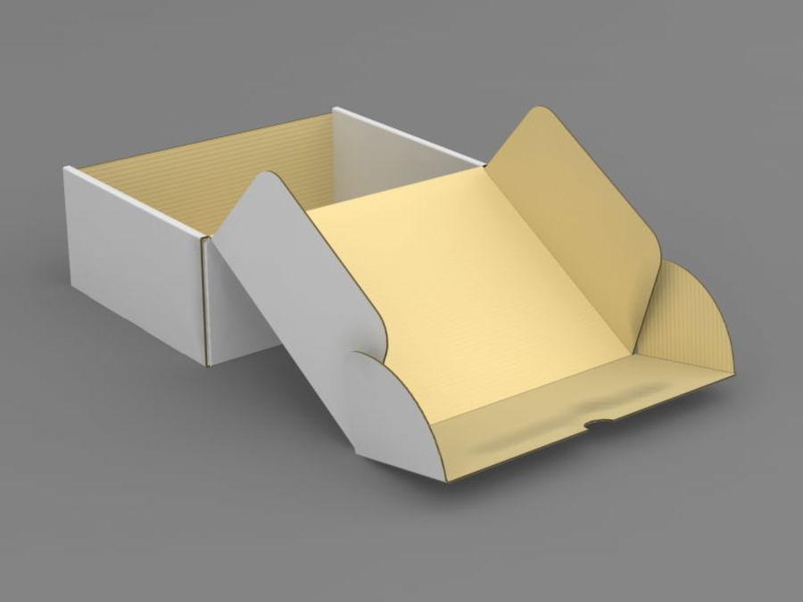 Electronics Box royalty-free 3d model - Preview no. 6