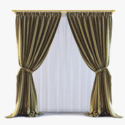 Curtains 14 3d model