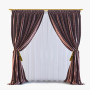 Curtains 13 3d model