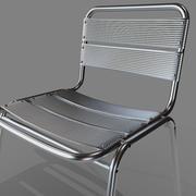 aluminum_chair 3d model