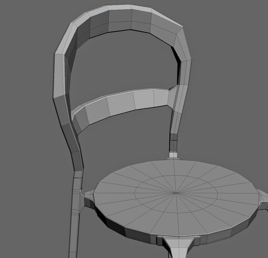 Sedia Calligaris Wien Modello 3D $19 - .obj .max - Free3D