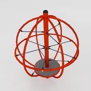 Climbe Globe 3d model